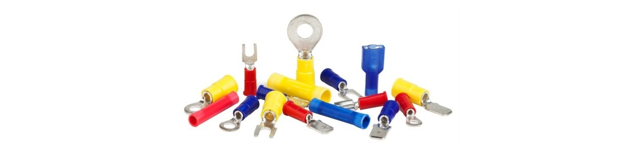 Insulated Electrical Wire Terminals-Crimp wire Terminals -Bafco-USA